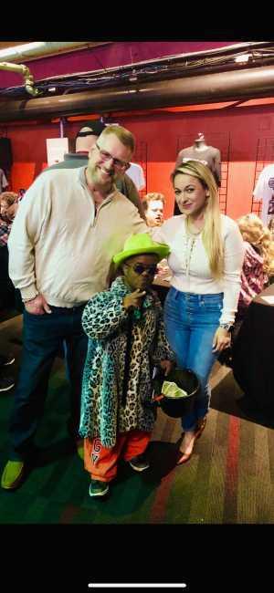 Craig attended Micro Wrestling All-stars Presents Midget Wrestling at the Dome on Apr 20th 2019 via VetTix
