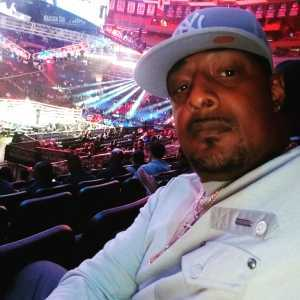 frederick attended Top Rank Boxing: Terence Crawford vs. Amir Khan - Boxing on Apr 20th 2019 via VetTix