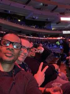 Christopher attended Top Rank Boxing: Terence Crawford vs. Amir Khan - Boxing on Apr 20th 2019 via VetTix