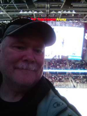 william attended Cleveland Monsters vs. Syracuse Crunch - AHL - 2019 Calder Cup Playoffs on Apr 23rd 2019 via VetTix