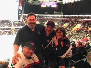Brian attended Cleveland Monsters vs. Syracuse Crunch - AHL - 2019 Calder Cup Playoffs on Apr 23rd 2019 via VetTix