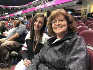 John attended Cleveland Monsters vs. Syracuse Crunch - AHL - 2019 Calder Cup Playoffs on Apr 23rd 2019 via VetTix