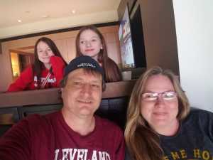 Greg attended Cleveland Monsters vs. Syracuse Crunch - AHL - 2019 Calder Cup Playoffs on Apr 23rd 2019 via VetTix