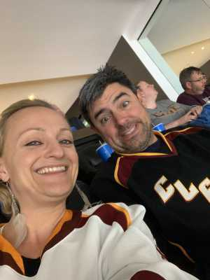 Joel attended Cleveland Monsters vs. Syracuse Crunch - AHL - 2019 Calder Cup Playoffs on Apr 23rd 2019 via VetTix