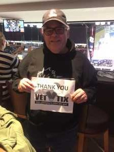 Jeffrey attended Cleveland Monsters vs. Syracuse Crunch - AHL - 2019 Calder Cup Playoffs on Apr 23rd 2019 via VetTix