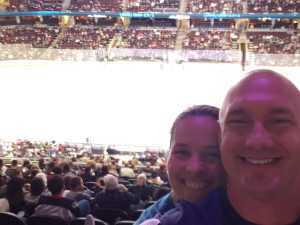 Chris attended Cleveland Monsters vs. Syracuse Crunch - AHL - 2019 Calder Cup Playoffs on Apr 23rd 2019 via VetTix