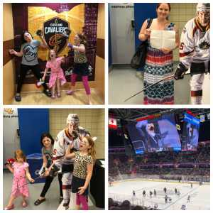 Sara attended Cleveland Monsters vs. Syracuse Crunch - AHL - 2019 Calder Cup Playoffs on Apr 23rd 2019 via VetTix