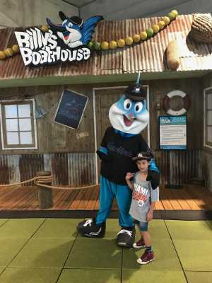 Patrick attended Miami Marlins vs. Washington Nationals - MLB on Apr 20th 2019 via VetTix