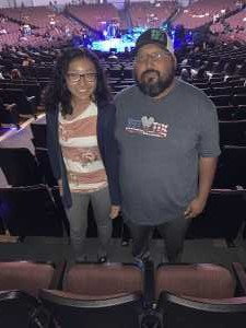 Tommie attended Brandy and After 7 on Apr 20th 2019 via VetTix