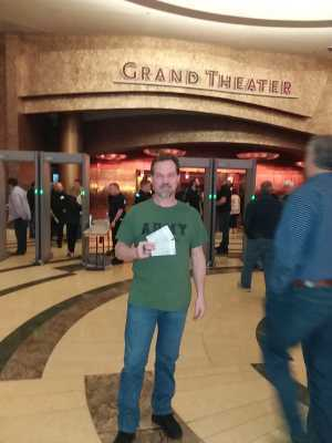 Michael attended Get the Led Out on Apr 20th 2019 via VetTix