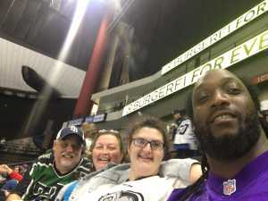 robert attended Jacksonville Icemen vs. Florida Everblades - ECHL - 2019 Kelly Cup on Apr 20th 2019 via VetTix