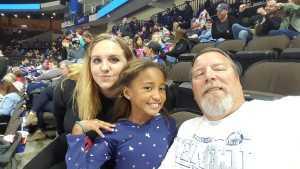 Richard  attended Jacksonville Icemen vs. Florida Everblades - ECHL - 2019 Kelly Cup on Apr 20th 2019 via VetTix