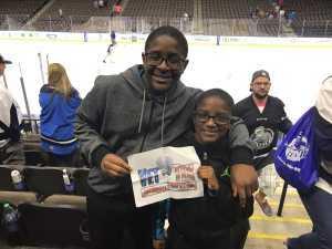 Shelley attended Jacksonville Icemen vs. Florida Everblades - ECHL - 2019 Kelly Cup on Apr 20th 2019 via VetTix
