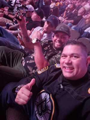 Ramon attended Jacksonville Icemen vs. Florida Everblades - ECHL - 2019 Kelly Cup on Apr 20th 2019 via VetTix