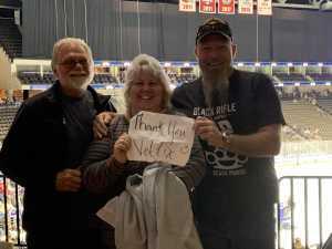 Gary attended Jacksonville Icemen vs. Florida Everblades - ECHL - 2019 Kelly Cup on Apr 20th 2019 via VetTix