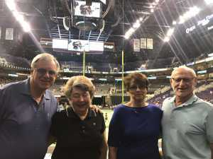 dean attended Arizona Rattlers vs. Nebraska Danger - IFL on May 4th 2019 via VetTix