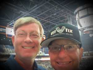 Jay attended Arizona Rattlers vs. Nebraska Danger - IFL on May 4th 2019 via VetTix