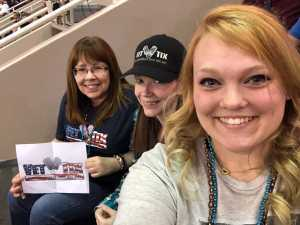 Jeanne attended Arizona Rattlers vs. Nebraska Danger - IFL on May 4th 2019 via VetTix