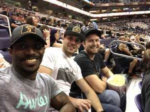 Chris attended Arizona Rattlers vs. Nebraska Danger - IFL on May 4th 2019 via VetTix