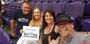 Travis attended Arizona Rattlers vs. Nebraska Danger - IFL on May 4th 2019 via VetTix
