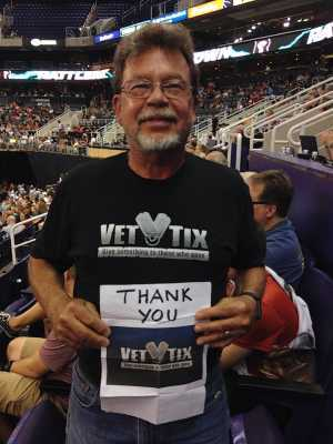 Matt attended Arizona Rattlers vs. San Diego Strike Force - IFL on Jun 15th 2019 via VetTix