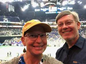 Jay attended Arizona Rattlers vs. San Diego Strike Force - IFL on Jun 15th 2019 via VetTix