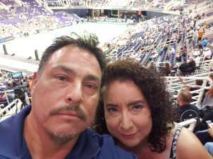 Christopher attended Arizona Rattlers vs. San Diego Strike Force - IFL on Jun 15th 2019 via VetTix
