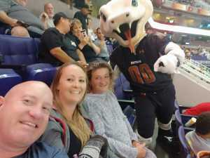 Michael attended Arizona Rattlers vs. San Diego Strike Force - IFL on Jun 15th 2019 via VetTix