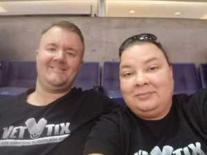 Kenneth attended Arizona Rattlers vs. San Diego Strike Force - IFL on Jun 15th 2019 via VetTix