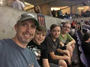 Gary attended Arizona Rattlers vs. San Diego Strike Force - IFL on Jun 15th 2019 via VetTix