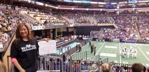 Ronald attended Arizona Rattlers vs. San Diego Strike Force - IFL on Jun 15th 2019 via VetTix