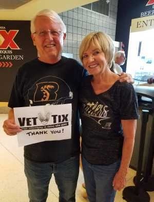 Robert attended Arizona Rattlers vs. San Diego Strike Force - IFL on Jun 15th 2019 via VetTix