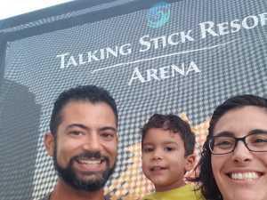 Rochelle attended Arizona Rattlers vs. San Diego Strike Force - IFL on Jun 15th 2019 via VetTix