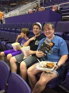 Gregory attended Arizona Rattlers vs. San Diego Strike Force - IFL on Jun 15th 2019 via VetTix