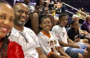 TAY attended Arizona Rattlers vs. San Diego Strike Force - IFL on Jun 15th 2019 via VetTix