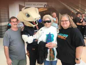 Linda attended Arizona Rattlers vs. San Diego Strike Force - IFL on Jun 15th 2019 via VetTix
