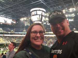 Brice attended Arizona Rattlers vs. San Diego Strike Force - IFL on Jun 15th 2019 via VetTix