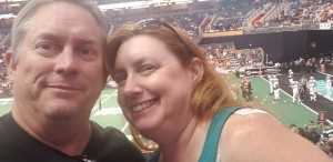 Douglas attended Arizona Rattlers vs. San Diego Strike Force - IFL on Jun 15th 2019 via VetTix