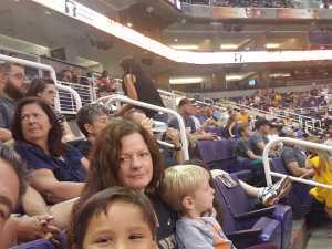 Nicholas attended Arizona Rattlers vs. San Diego Strike Force - IFL on Jun 15th 2019 via VetTix