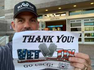 Stephen C attended Arizona Rattlers vs. San Diego Strike Force - IFL on Jun 15th 2019 via VetTix