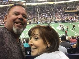 Kelly attended Arizona Rattlers vs. San Diego Strike Force - IFL on Jun 15th 2019 via VetTix