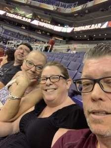 roger attended Arizona Rattlers vs. San Diego Strike Force - IFL on Jun 15th 2019 via VetTix