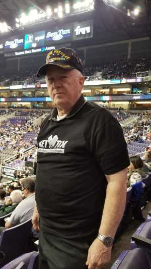 Joseph attended Arizona Rattlers vs. San Diego Strike Force - IFL on Jun 15th 2019 via VetTix