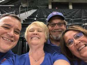 Antonio attended Arizona Diamondbacks vs. Chicago Cubs - MLB on Apr 26th 2019 via VetTix
