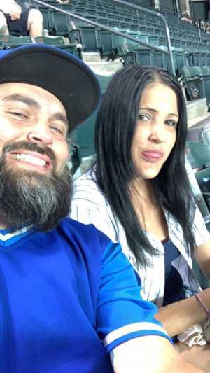 christopher attended Arizona Diamondbacks vs. Chicago Cubs - MLB on Apr 26th 2019 via VetTix
