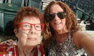 Marilynn attended Arizona Diamondbacks vs. Chicago Cubs - MLB on Apr 26th 2019 via VetTix