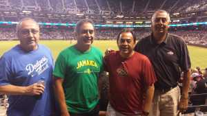 Tomas T. attended Arizona Diamondbacks vs. Chicago Cubs - MLB on Apr 26th 2019 via VetTix
