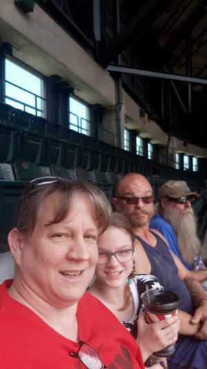 John attended Arizona Diamondbacks vs. Atlanta Braves - MLB on May 12th 2019 via VetTix