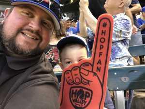 Nicholas attended Arizona Diamondbacks vs. Atlanta Braves - MLB on May 12th 2019 via VetTix