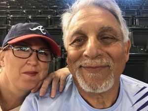 sam attended Arizona Diamondbacks vs. Atlanta Braves - MLB on May 12th 2019 via VetTix